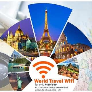 TRAVEL WIFI ACCESS