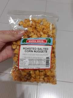 Roasted Salted Corn Nuggets #Under9
