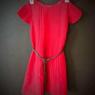 [Free Shipping] Mothercare Dinner Dress (4y)