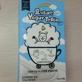 "YogurTrain 乳酪火車""原味"""