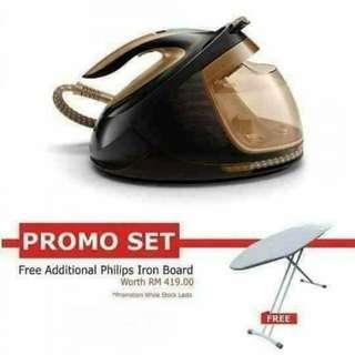 AMWAY  [FREE SHIPPING! ] Philips Perfectcare Performer Steam Generator Iron a.k.a Seterika Ajaib