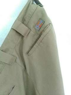 Dickies workpant khaki