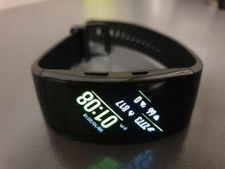 Samsung Gear Fit2 Pro (2710) ( Almost new )