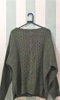 Sido Cable Sweater