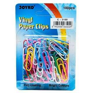 paper clips joyko