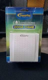 Power pac Door chime with clear pound volume (pp3238)