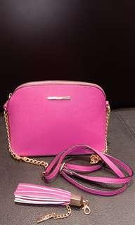 Aldo sling bag 100% mulus masih baru beli 899rb