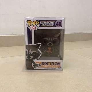 Funko Pop Rocket Raccoon (#48)