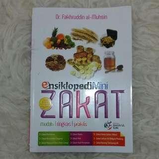 #nett #nobarter Ensiklopedia Mini Zakat