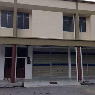 Shop office @ Sungai Jawi, SPS