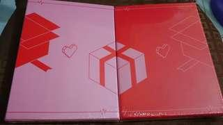 Fromis_9 To Day Albums Sealed