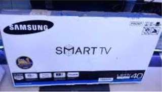 40 inches Smart TV LED Samsung TV