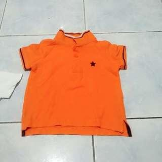 Mother Care Polo Shirt 9-12 Months