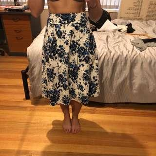 REVIEW skirt 6