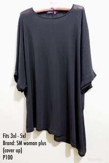 Plus size cover up 3xl - 5xl