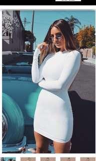 Meshki White dress
