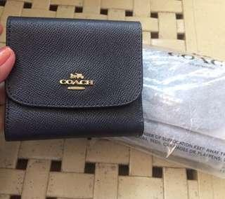 Coach wallet new