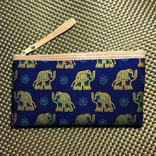 【泰國帶回】大象零錢包 鑰匙包 錢包 化妝包 手拿包 集線包 圖騰 民俗風 幾何 泰國代購 泰國進口 禮物 紀念品
