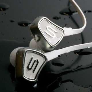 Soul Impact Wireless (白色) 藍牙高效入耳式耳機 / Wireless Bluetooth Headset White / 全新行貨有保養