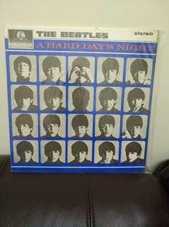 64年beatles lp黑膠唱片