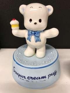 Sanrio vintage sugar cream puff 音樂座
