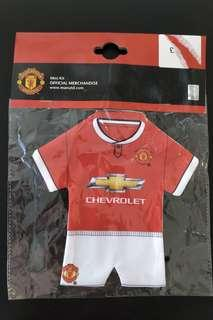 Manchester United Car Window Hangar Kit