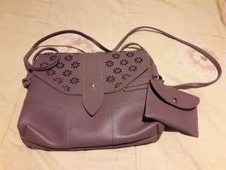 Sling Bag with Coin Purse