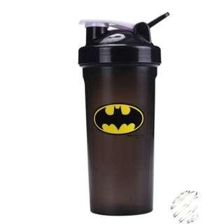 Marvel Hero Batman Protein Mixer / Shaker Bottle