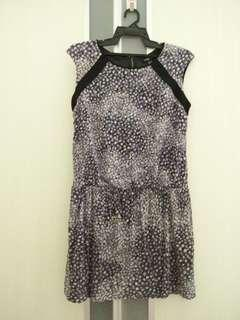 MNG Leopard Dress #OCT10