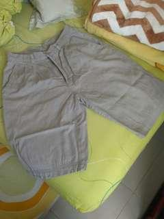 Celana pendek selutut