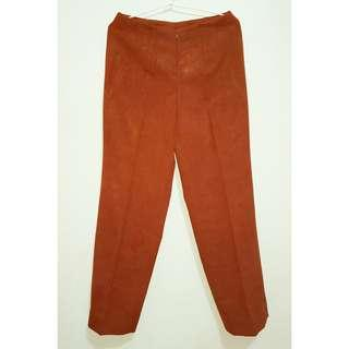 FIRMAN Red Blood Long Pants