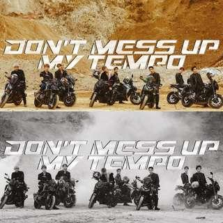 EXO - Don't mess up my tempo PRE-ORDER