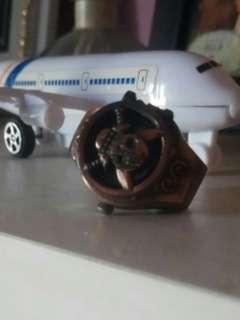 "Bozhi Ring Watch (Jam cincin) ""Shank One-Piece"" Symbol 100% Import from Hong-Kong"