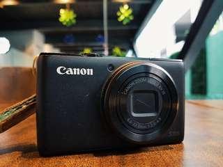 Canon Powershot S95 Compact Camera