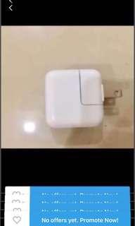 Original Apple 10W Power charger for iPhone or iPad