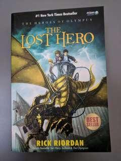[NOVEL] THE LOST HERO