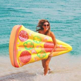 Inflatable Giant Pizza Pool Float Raft