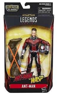 Marvel Legends ant man 2
