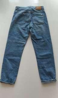 Zara Denim Pants M