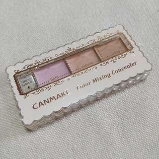 Canmake C11 三色遮瑕膏