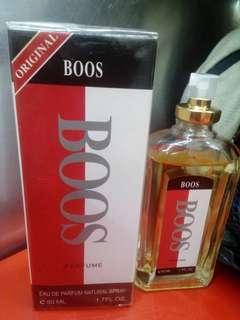 Boos perfume