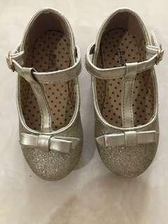 Mothercare - Gold Shoes