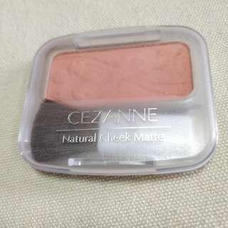 Cezanne 102 胭脂 natural cheek