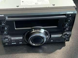 🚚 Clarion 歌樂【CX501A 】CD/USB/MP3/AUX IN/IPOD/IPHONE/藍芽音樂主機大螢幕2DIN