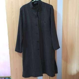 Dark Brown Coat