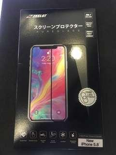 Zeelot tampered glass for IPhone X/Xs