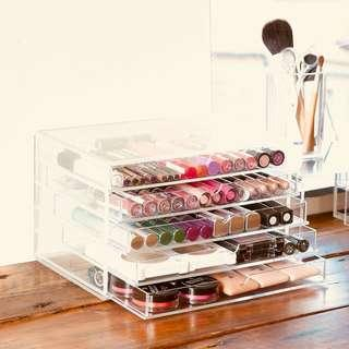Muji 5 Drawer Acrylic Drawers