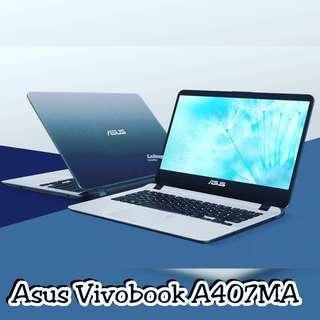 Cash Dan Kredit Laptop Asus Vivobook A407MA Prosea Acc 3 Menit