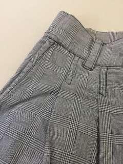 Highwaisted HW Tartan pants