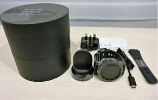 Samsung Gear S3 frontier Smart watch 三星Gear S3 智能手錶